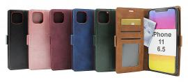 billigamobilskydd.se Lyx Standcase Wallet iPhone 11 Pro Max (6.5)