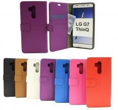 billigamobilskydd.se Jalusta Lompakkokotelo LG G7 ThinQ (G710M)