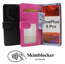 CoverIn Skimblocker Lompakkokotelot OnePlus 8 Pro