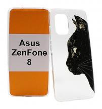 billigamobilskydd.se TPU-Designkotelo Asus ZenFone 8 (ZS590KS)