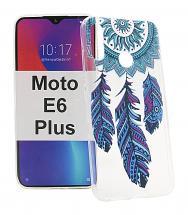 billigamobilskydd.se TPU-Designkotelo Motorola Moto E6 Plus