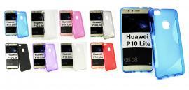 billigamobilskydd.se S-Line TPU-muovikotelo Huawei P10 Lite