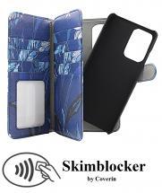 CoverIn Skimblocker XL Magnet Designwallet Motorola Moto G20 / Moto G30