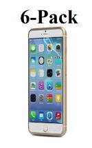 billigamobilskydd.se Kuuden kappaleen näytönsuojakalvopakett iPhone 6 Plus