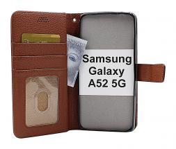 billigamobilskydd.se New Jalusta Lompakkokotelo Samsung Galaxy A52 5G (A525F / A526B)