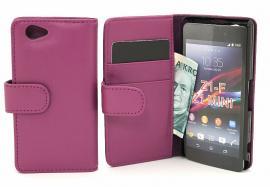 CoverIn Lompakkokotelot Sony Xperia Z1 Compact (D5503)