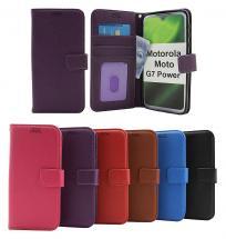 billigamobilskydd.se New Jalusta Lompakkokotelo Motorola Moto G7 Power