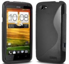 billigamobilskydd.se S-Line TPU-muovikotelo HTC One V