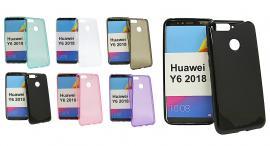 billigamobilskydd.se TPU-suojakuoret Huawei Y6 2018
