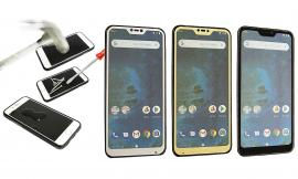 billigamobilskydd.se Full Frame Karkaistusta Lasista Xiaomi Mi A2 Lite