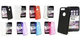 billigamobilskydd.se S-Line TPU-muovikotelo iPhone 7 Plus