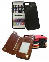 billigamobilskydd.se CardCase suojakuori puhelimille iPhone 8