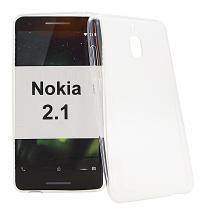 billigamobilskydd.se Ultra Thin TPU Kotelo Nokia 2.1