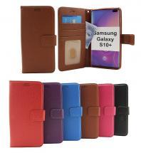 billigamobilskydd.se Jalusta Lompakkokotelo Samsung Galaxy S10+ (G975F)