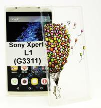 billigamobilskydd.se TPU-Designkotelo Sony Xperia L1 (G3311)