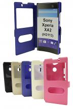 billigamobilskydd.se Flipcase Sony Xperia XA2 (H3113 / H4113)