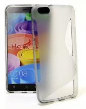 billigamobilskydd.se S-Line TPU-muovikotelo Huawei Honor 4X