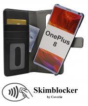 CoverIn Skimblocker Magneettikotelo OnePlus 8