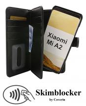 CoverIn Skimblocker XL Magnet Wallet Xiaomi Mi A2