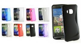billigamobilskydd.se S-Line TPU-muovikotelo HTC One (M9)