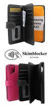 CoverIn Skimblocker XL Wallet Samsung Galaxy A22 (SM-A225F/DS)