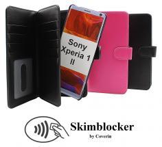 CoverIn Skimblocker XL Magnet Wallet Sony Xperia 1 II (XQ-AT51)