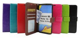 billigamobilskydd.se Crazy Horse Lompakko Xiaomi Mi Note 10 / Note 10 Pro