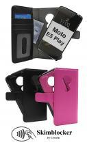 billigamobilskydd.se Skimblocker Magneettilompakko Motorola Moto E5 Play