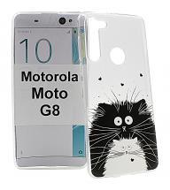 billigamobilskydd.se TPU-Designkotelo Motorola Moto G8