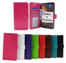 billigamobilskydd.se Crazy Horse Lompakko Nokia 9 PureView