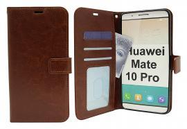 billigamobilskydd.se Crazy Horse Lompakko Huawei Mate 10 Pro