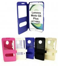 billigamobilskydd.se Flipcase Lenovo Moto G5 Plus (XT1683)