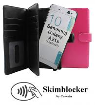 CoverIn Skimblocker XL Magnet Wallet Samsung Galaxy A21s (A217F/DS)