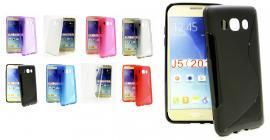 billigamobilskydd.se S-Line TPU-muovikotelo Samsung Galaxy J5 2016 (J510F)