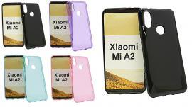 billigamobilskydd.se TPU-suojakuoret Xiaomi Mi A2