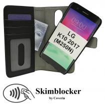 billigamobilskydd.se Skimblocker Magneettikotelo LG K10 2017 (M250N)