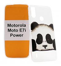 billigamobilskydd.se TPU-Designkotelo Motorola Moto E7i Power