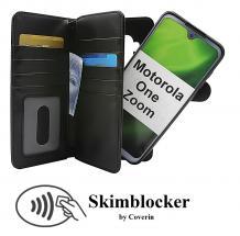billigamobilskydd.se Skimblocker XL Magnet Wallet Motorola One Zoom