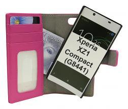CoverIn Magneettikotelo Sony Xperia XZ1 Compact (G8441)