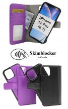 CoverIn Skimblocker Magneettikotelo iPhone 12 Pro (6.1)