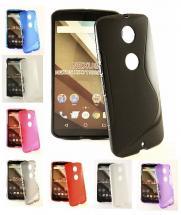 billigamobilskydd.se S-Line TPU-muovikotelo Motorola Google Nexus 6