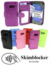 billigamobilskydd.se Skimblocker Lompakkokotelot Samsung Galaxy A3 2017 (A320F)