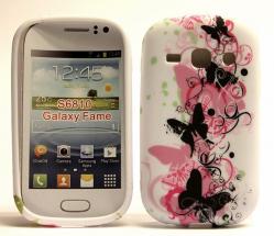 billigamobilskydd.se TPU Designcover Samsung Galaxy Fame (s6810)