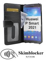 CoverIn Skimblocker Lompakkokotelot Huawei P Smart 2021