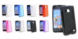 billigamobilskydd.se S-Line TPU-muovikotelo Microsoft Lumia 550