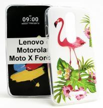billigamobilskydd.se TPU-Designkotelo Lenovo Moto X Force