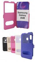 billigamobilskydd.se Flipcase Samsung Galaxy A40 (A405FN/DS)