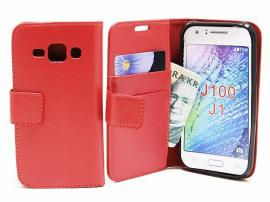 billigamobilskydd.se Jalusta Lompakkokotelo Samsung Galaxy J1 (SM-J100H)