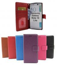 billigamobilskydd.se New Jalusta Lompakkokotelo Samsung Galaxy Note 10 Lite (N770F)