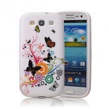 billigamobilskydd.se TPU Designcover Samsung Galaxy S3 (i9300)